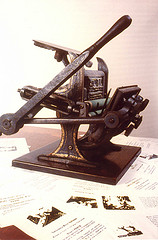 The Davos Press, exhibited at The Writers' Museum, Edinburgh