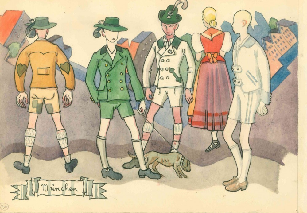 Albert_Wainwright_Bavarian_Costumes_2