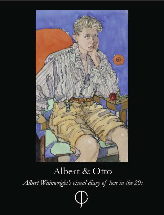 Albert & Otto, Callum James Books, 2013