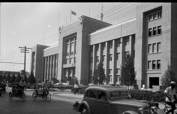 The Bangkok Central Post Office in 1940