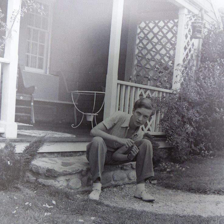 On Nantucket, 1940
